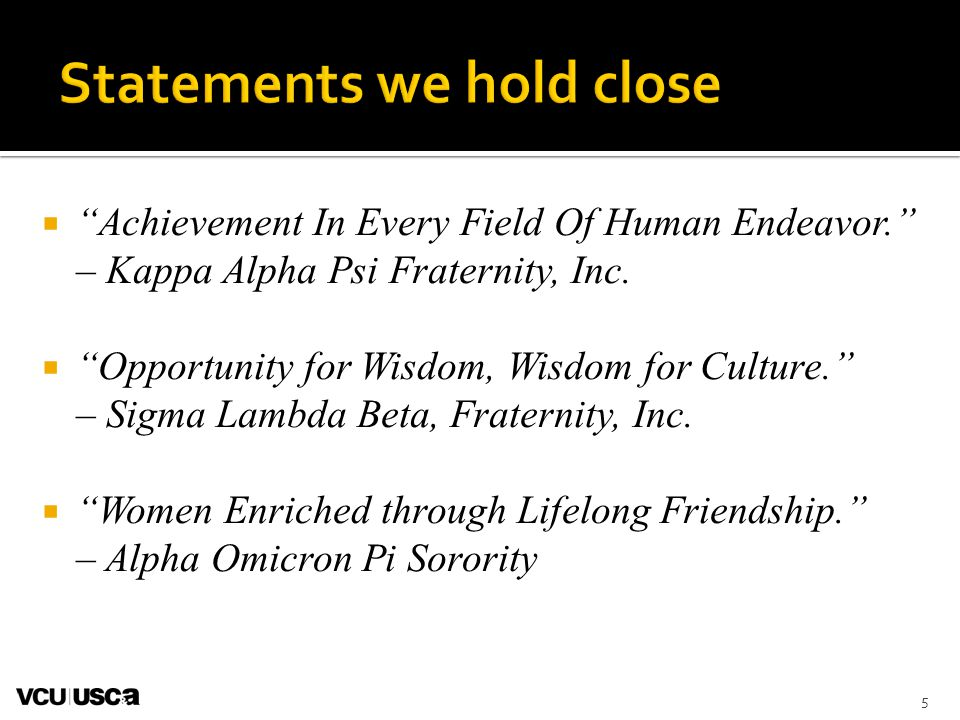  Achievement In Every Field Of Human Endeavor. – Kappa Alpha Psi Fraternity, Inc.