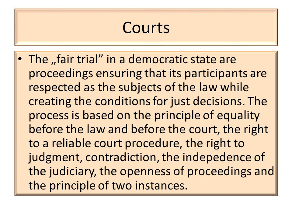 Stages of the process of the application of the law The process of applying the law can be divided into stages, including the definition of the actual status in the specific case, the identification of the legal basis of the decision, qualification of the norm of the actual status, the passing of the final decision and its justification.