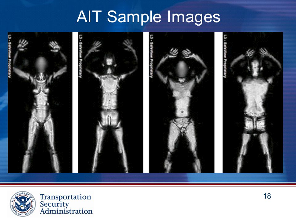 18 AIT Sample Images