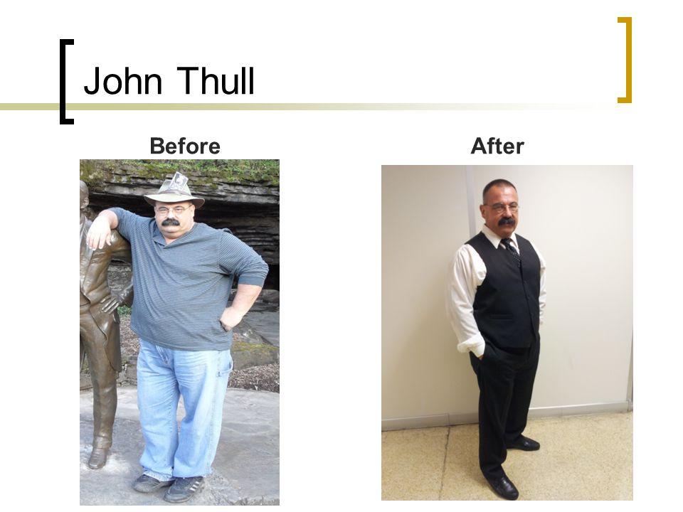 John Thull BeforeAfter