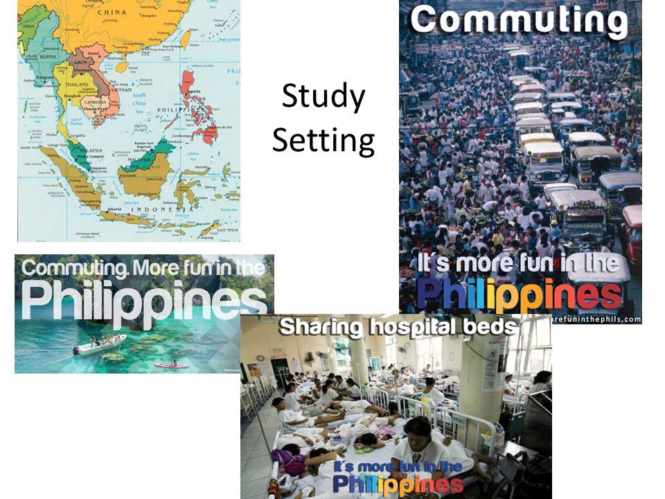 Study Setting