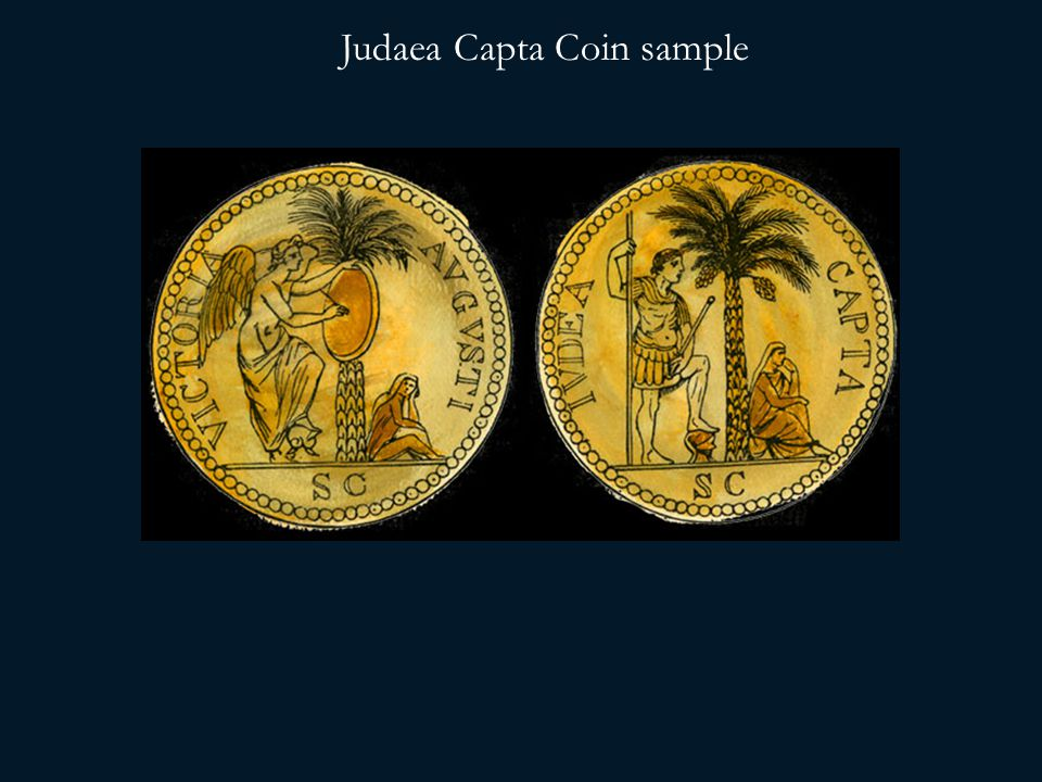 Judaea Capta Coin sample