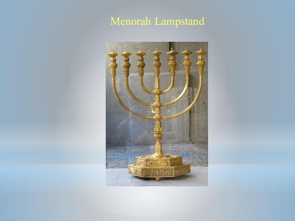 Menorah Lampstand