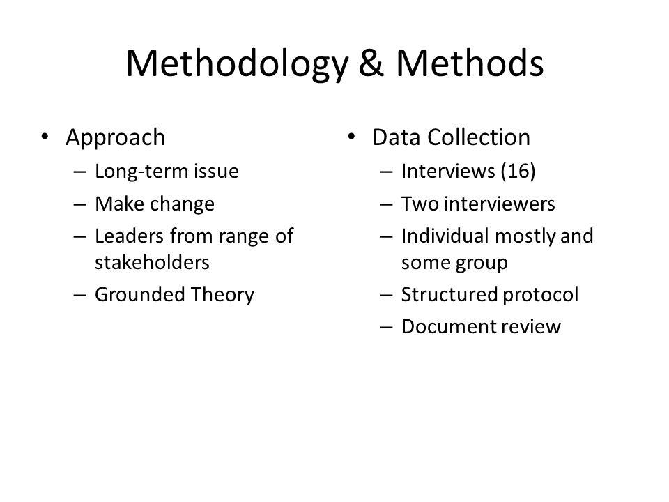 Interview Data Collection Alaska Dept.