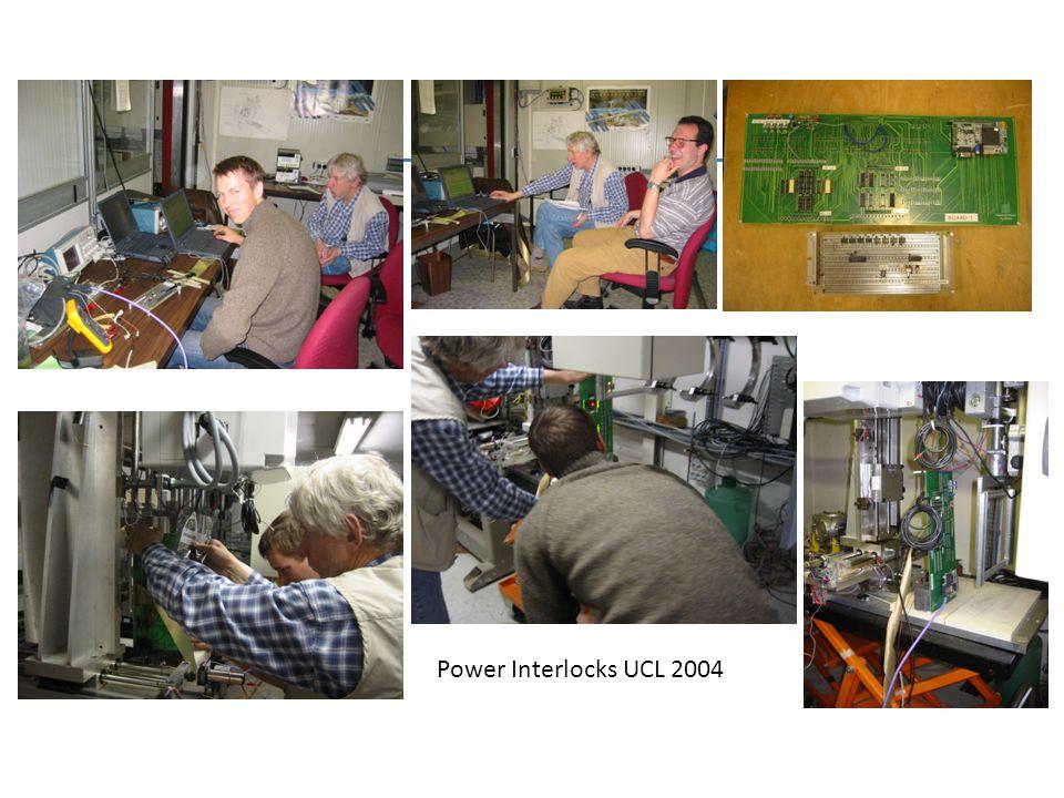 Power Interlocks UCL 2004