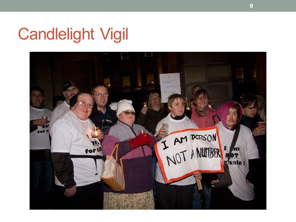 Candlelight Vigil 9