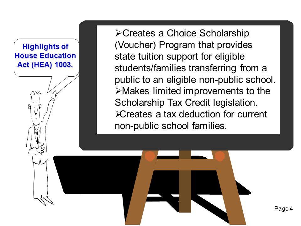 1003 Exam Continued Elementary (1-8) vouchers are capped at tuition and fees.