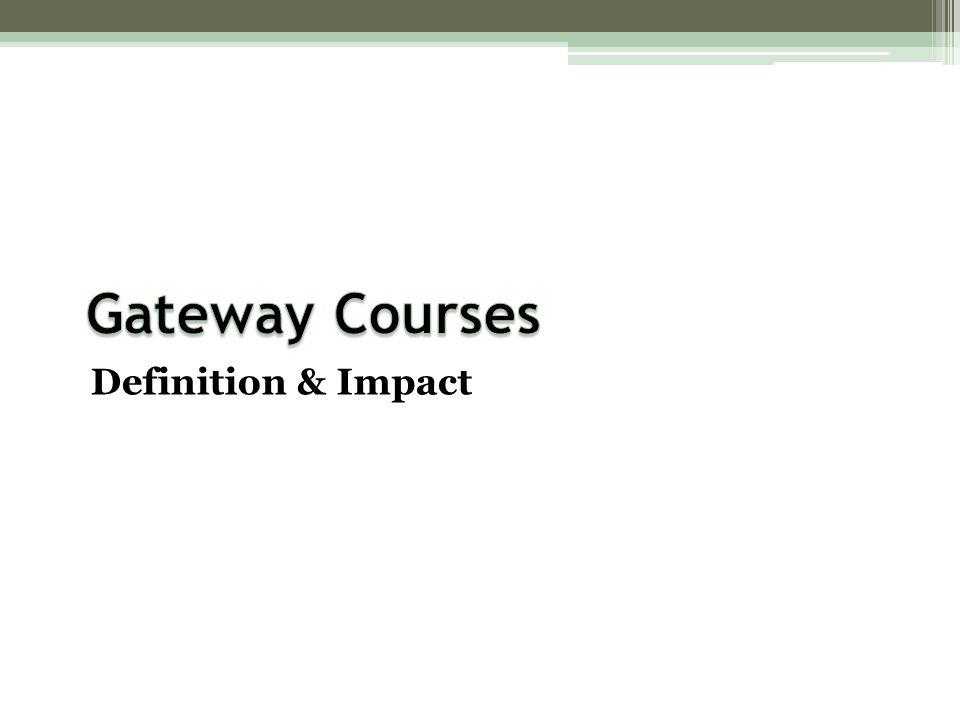 Definition & Impact