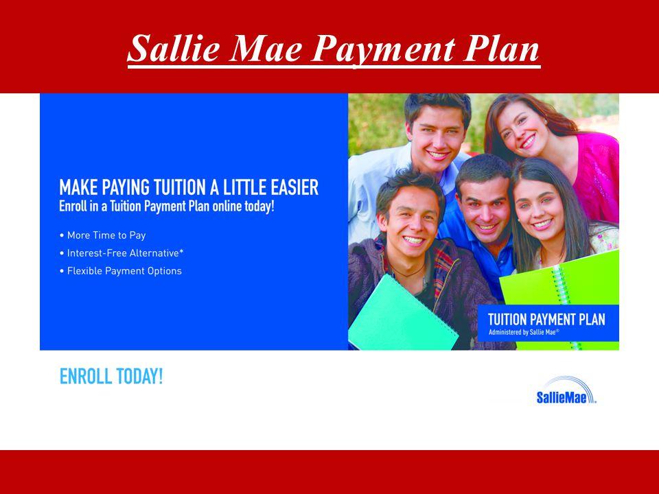 Sallie Mae Payment Plan