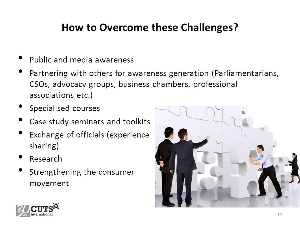 How to Overcome these Challenges.