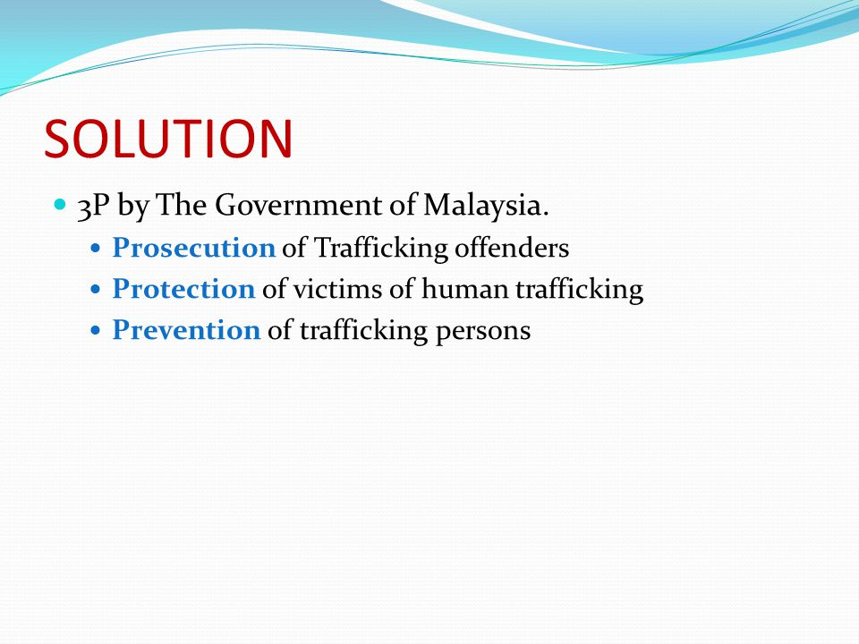 SOLUTION 3P by The Government of Malaysia.