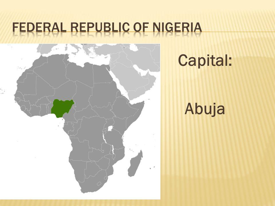 Capital: Abuja