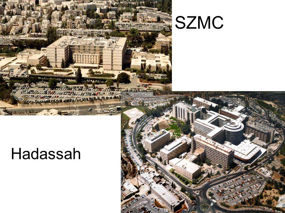 SZMC Hadassah