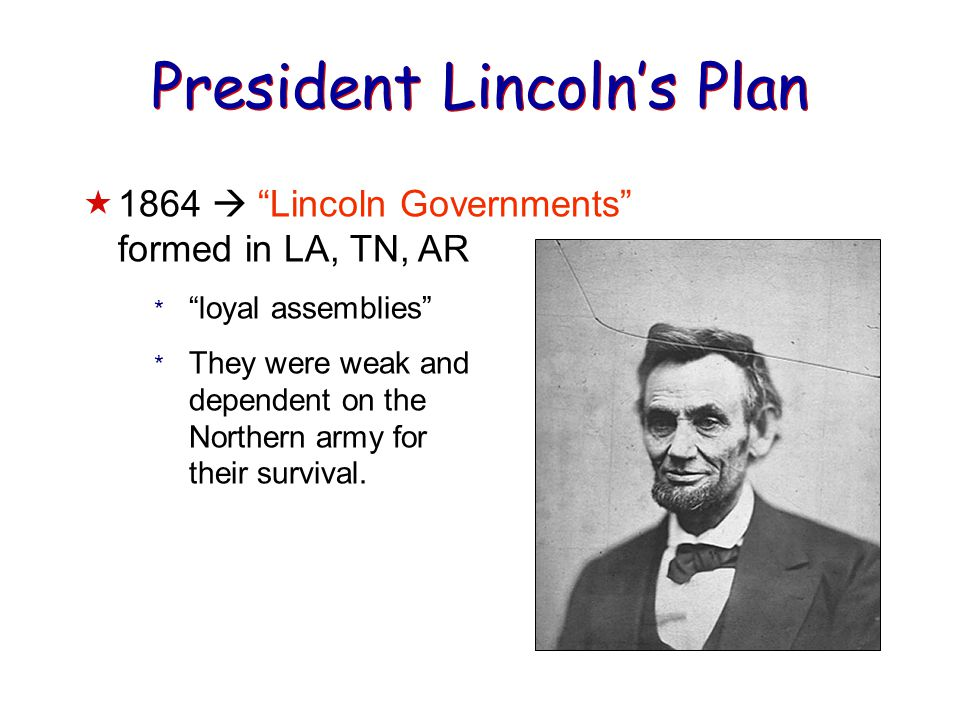 COMPROMISE OF 1877 Federal troops are removed from the South Loans for Southern railroads Federal funds for reconstruction projects in the South