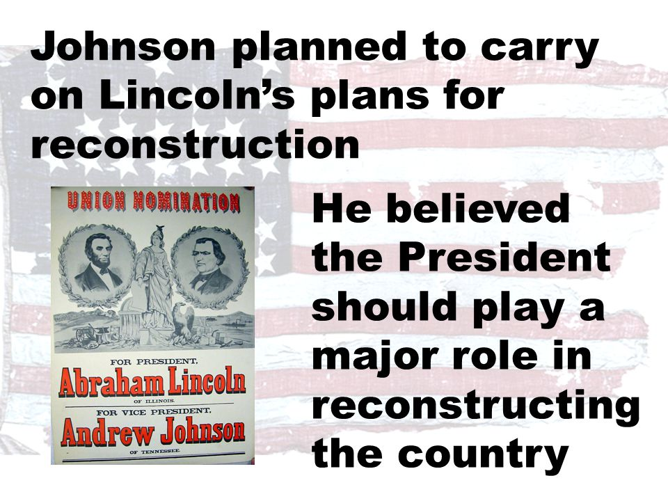 LEGACY OF RECONSTRUCTION Some rights are gained for African Americans – 14 th and 15 th Amendments