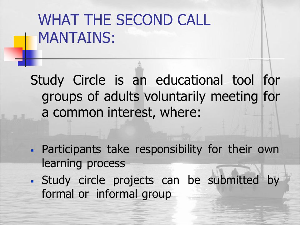 SECOND CALL: 2005-06 The second call contains 4 deadlines: Nov 05, Jan 06, Mar 06, May 06 For the first two deadlines the results are: - 53 presented projects - 37 approved