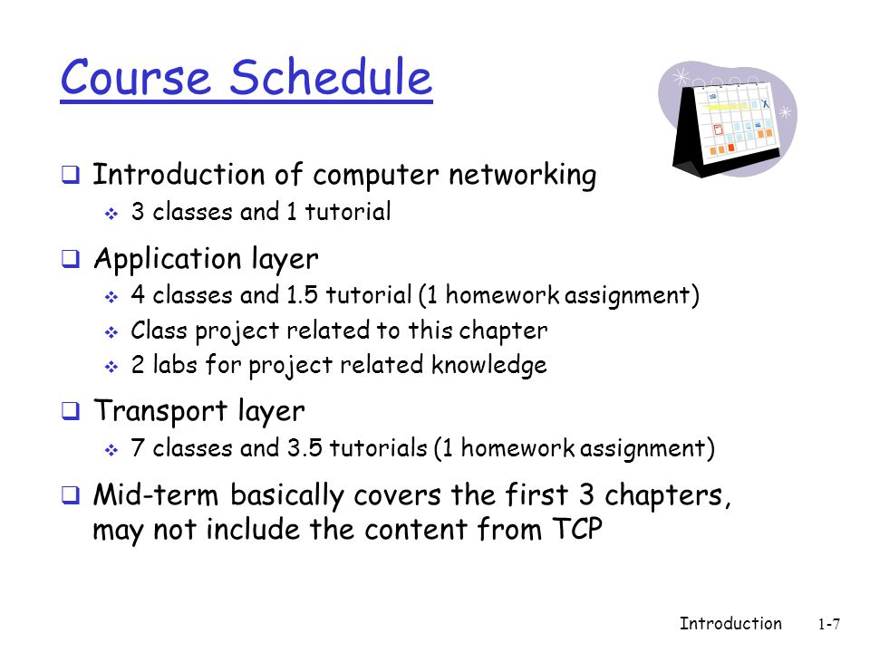Introduction1-18 What's a Protocol.