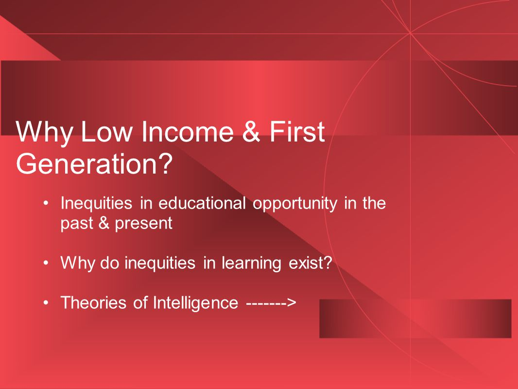 Intelligence Theories in Education What is a Theory.