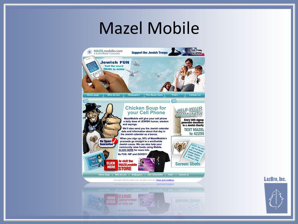 Mazel Mobile
