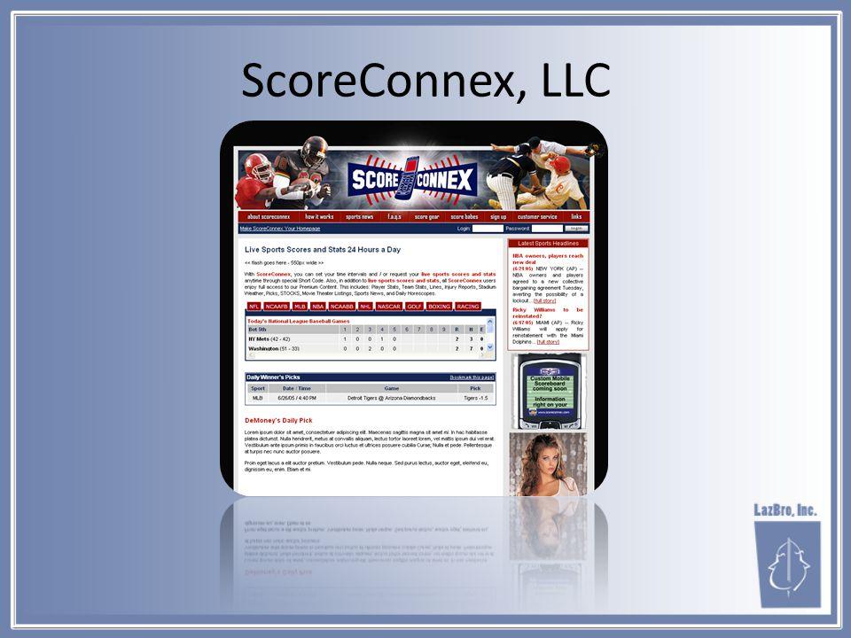 ScoreConnex, LLC