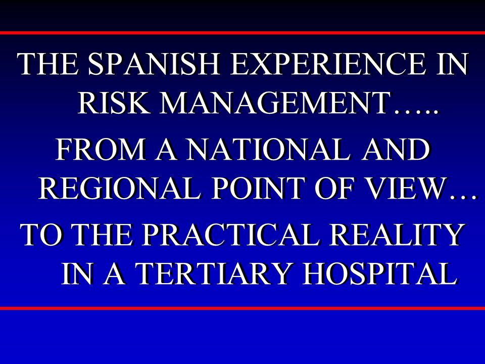 17 REGIONS + 2 CITIES 18 HEALTH AUTHORITIES Ciudad Real