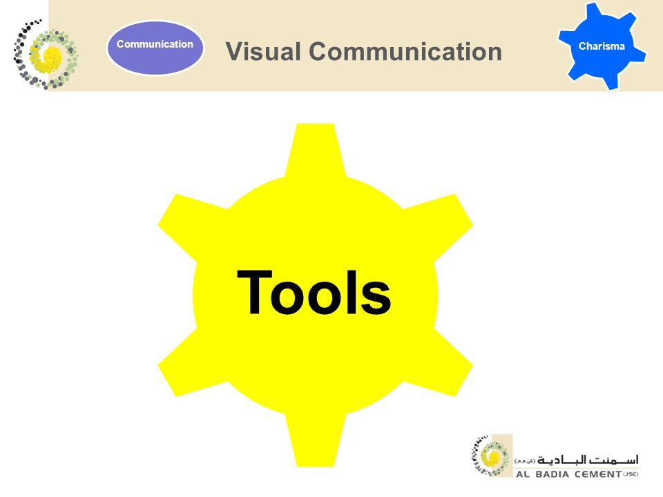 Visual Communication Tools Charisma Communication