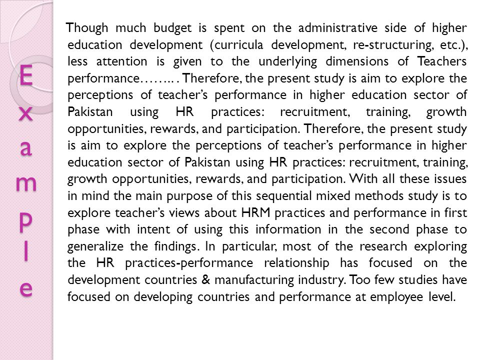 Purpose Statement 10 Azra Naheed Center for Research and Development Superior University Lahore The purpose statement indicates why you want to do the study and what you intend to accomplish (Locke et al, 2000) Why Purpose Statement It is the most important statement in an entire research study.