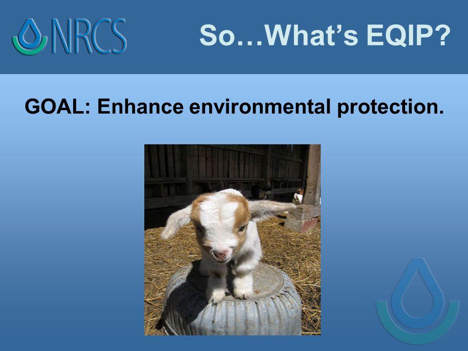 Batching Periods  NRCS accepts regular EQIP applications continuously.