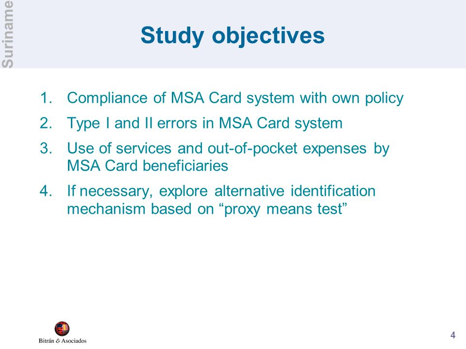 5 Description of MSA Card System Meets Requirement s (Poor or Near Poor) MSA Social Worker MEANS TEST Get MSA Card.