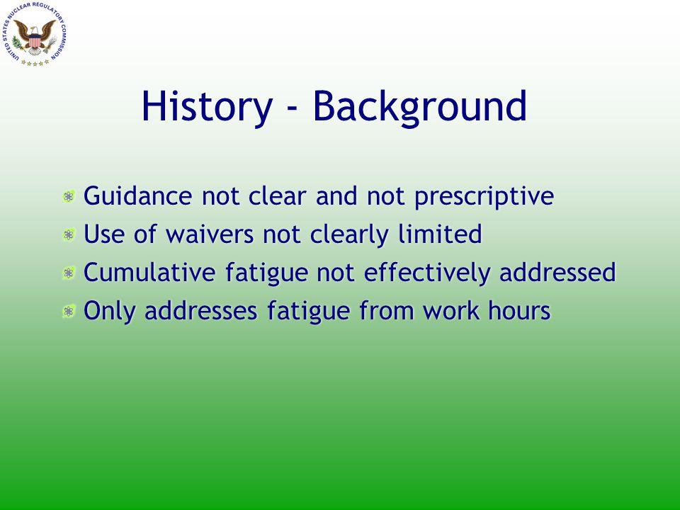 25 Implementation Guidance Reg.