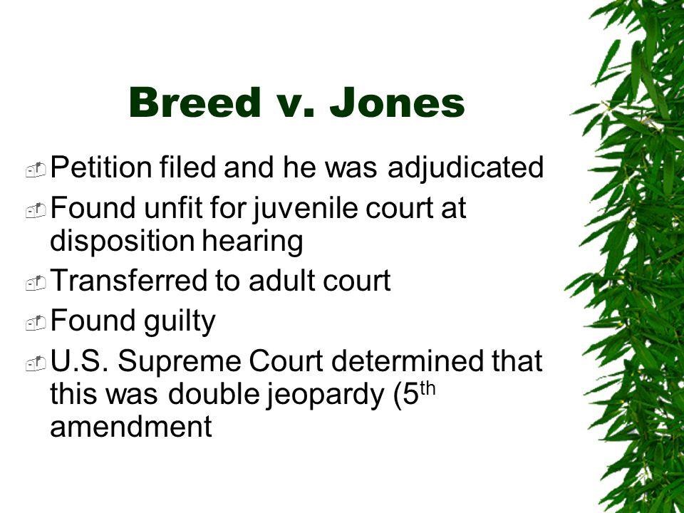 Breed v.
