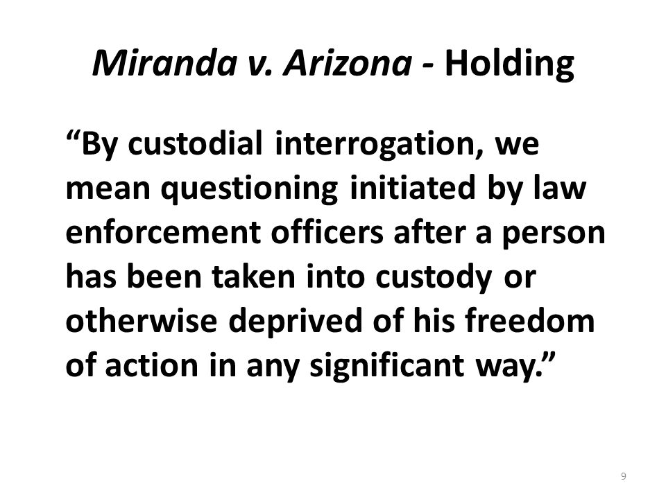 Miranda -- Warning Read only from card/form.NOT memory.