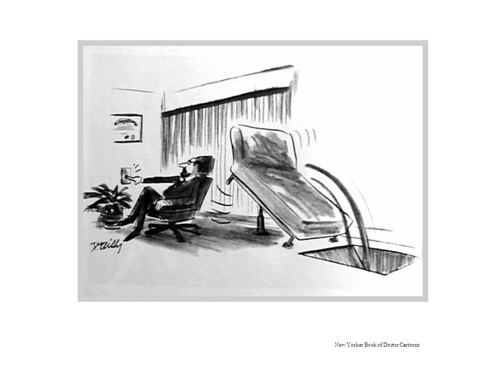 New Yorker Book of Doctor Cartoons