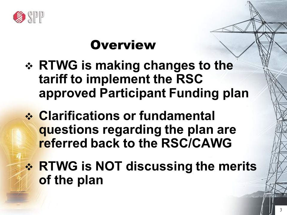 4 A Review of the RSC Plan  100% of the costs of approved Base Plan upgrades are recovered through the tariff  The Plan defines the rules for how an upgrade is included in the Base Plan  RTO approved reliability upgrade  Upgrades required by a Network Customers to receive power from a new DNR if upgrades meet certain criteria