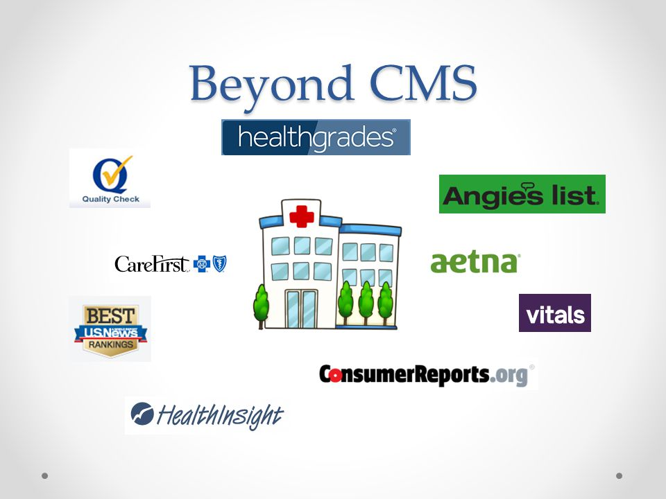 Beyond CMS