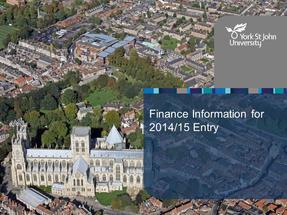 Finance Information for 2014/15 Entry