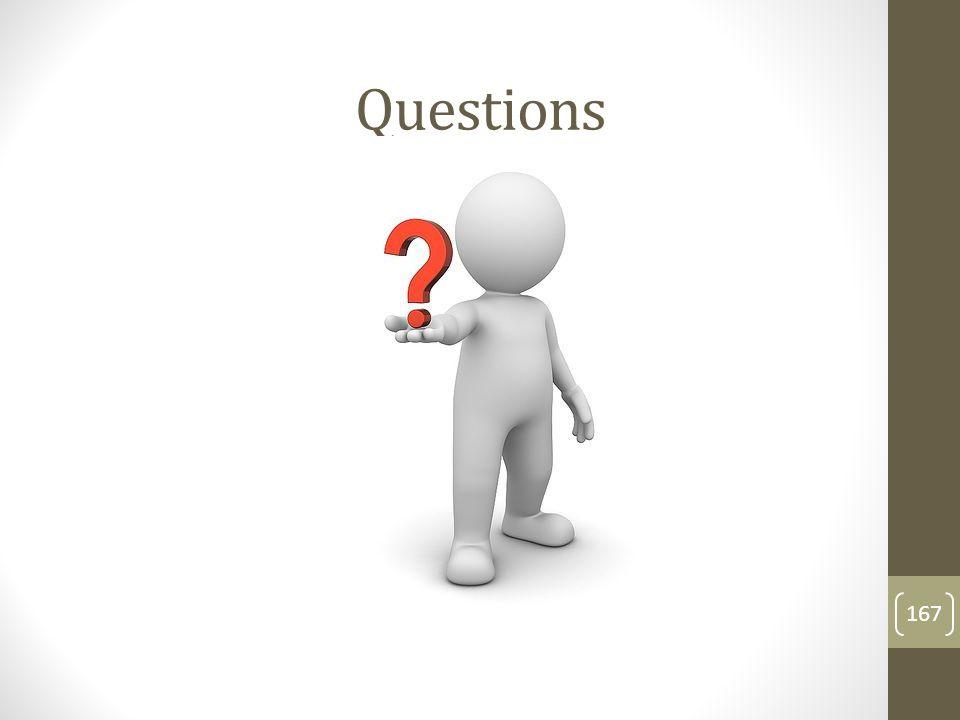 Questions 167