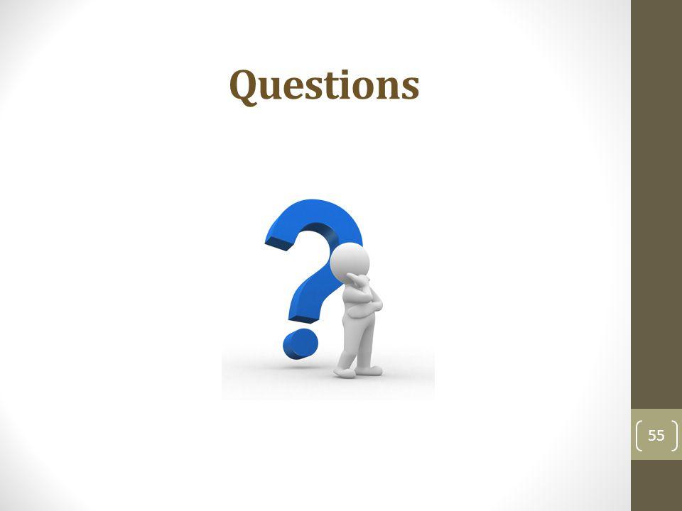 Questions 55