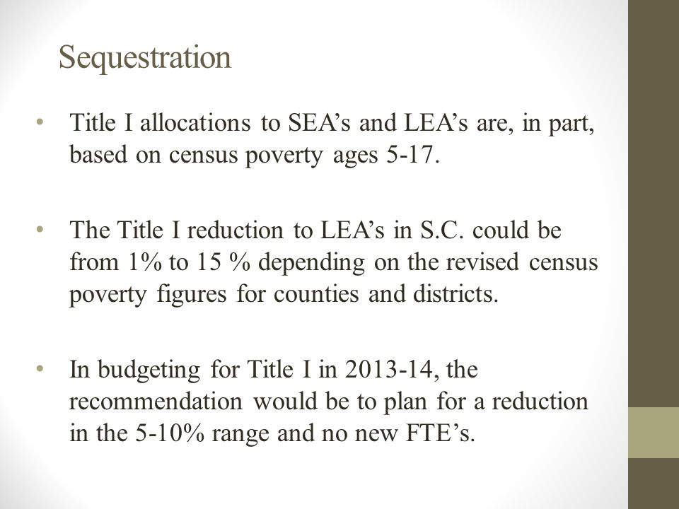 ESEA Flexibility and Title II - A Waived Requirements of §2141 1.Improvement plans for Non-HQ Teachers 2.Employment of Title I Paraprofessionals 37