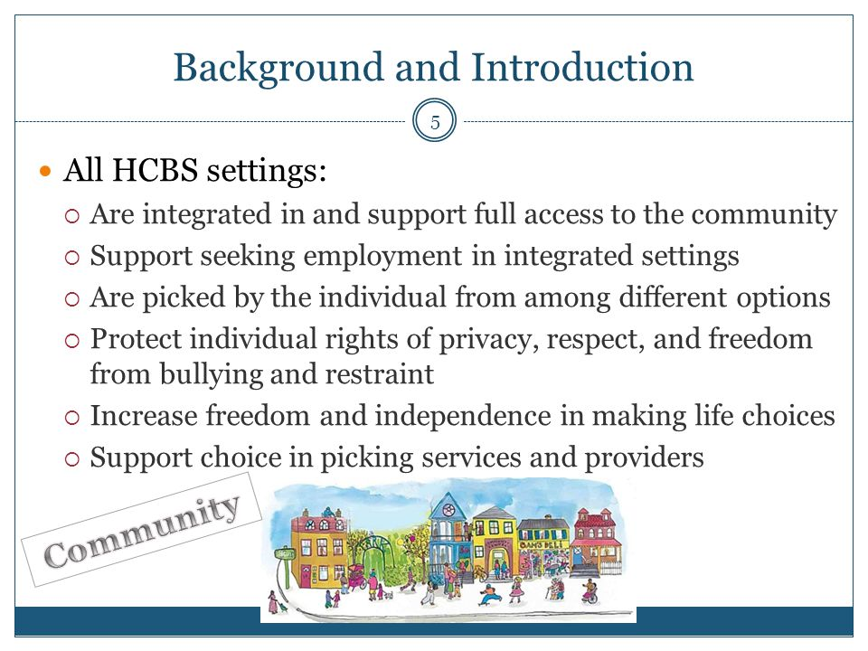 Provider Sanctions and Disenrollment In the event a provider either chose not to transition, or has gone through remediation activities and continues to demonstrate noncompliance with HCBS requirements, the State will develop a specific process for issuing provider sanctions and disenrollments.
