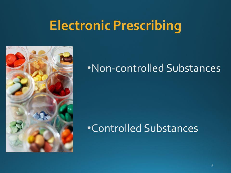 Electronic Prescribing 5