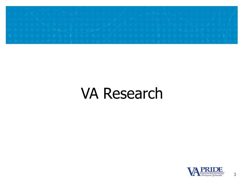 3 VA Research