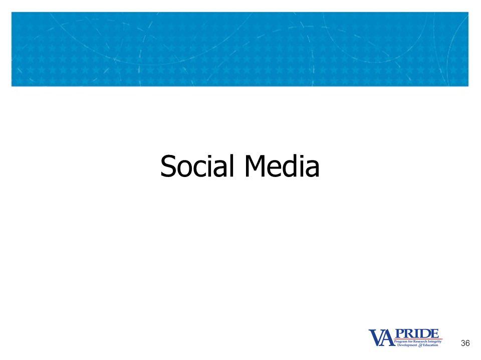 36 Social Media