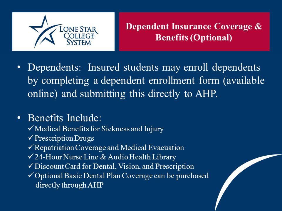 SLIDE 8 Medical & Other Coverage Benefits