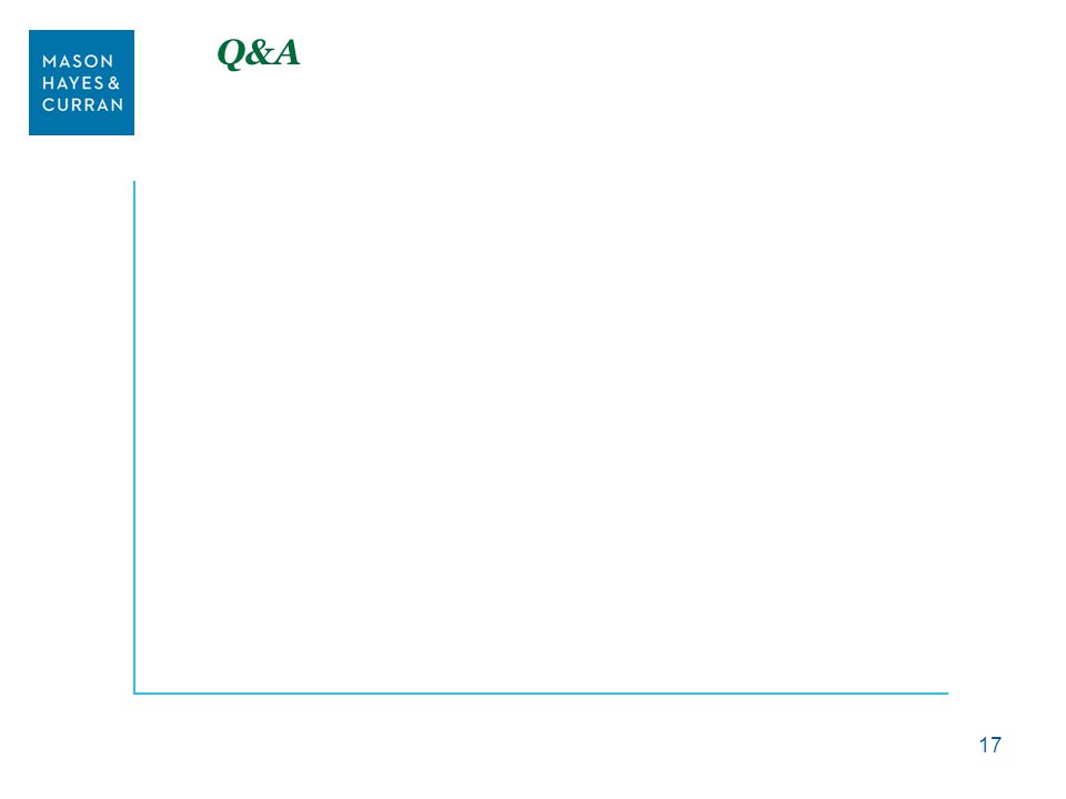 Q&A 17