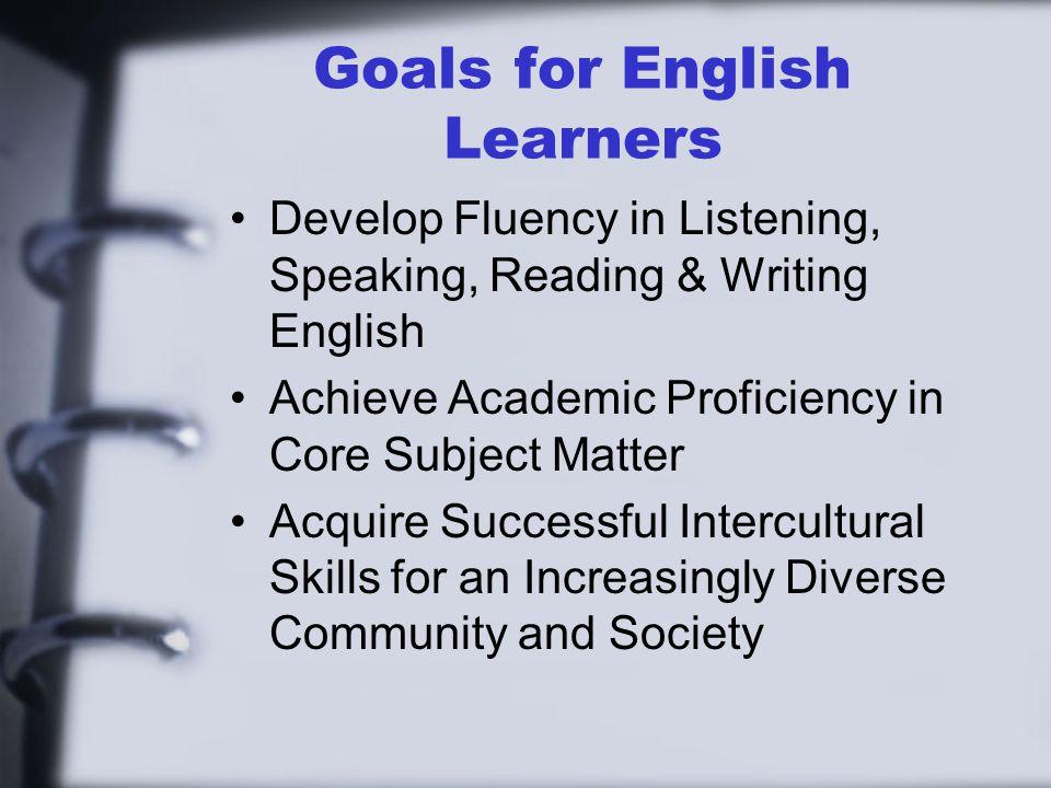 EL 3: Programs for EL, pg.17 & 18 Structured English Immersion (SEI – prop.