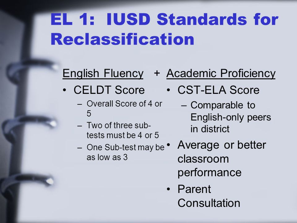 What is the Non-EL student CST-ELA Comparable Score for IUSD.