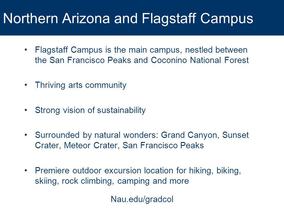 Northern Arizona and Flagstaff Campus FlagstaffArizona.org