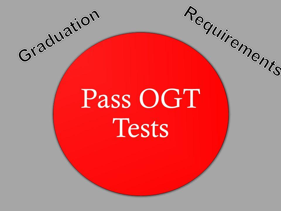 Pass OGT Tests