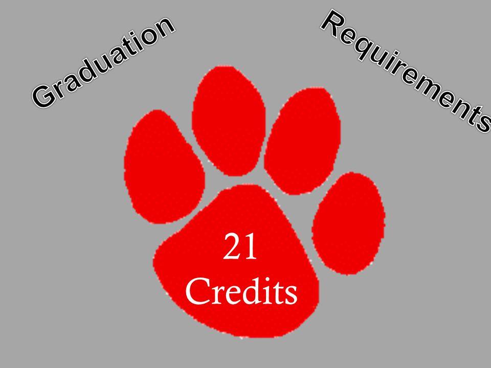21 Credits